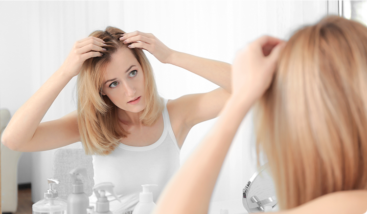 Types of hair loss and effective treatment